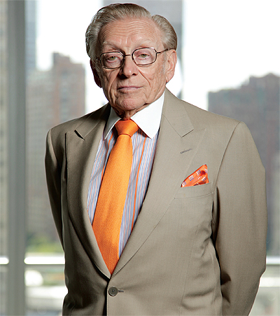 Larry Silverstein | The Real Deal New York