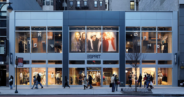 Esprit New York Closing Stores