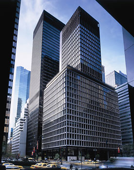 280 Park Avenue Cohen And Steers Renovation