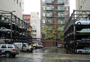 Edison properties new york city parking lots for Ny city parking garages