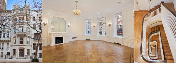 Gilded Age Mansion Kips Bay Decorator Beverly Cole
