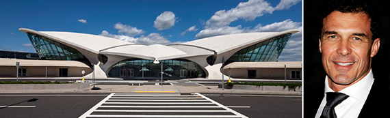 Twa terminal jfk airport andre balazs for Hotel at jfk terminal
