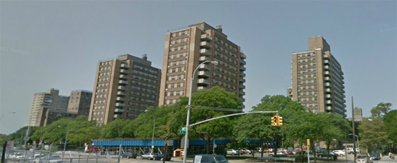 Long Island New York Public Housing Projects