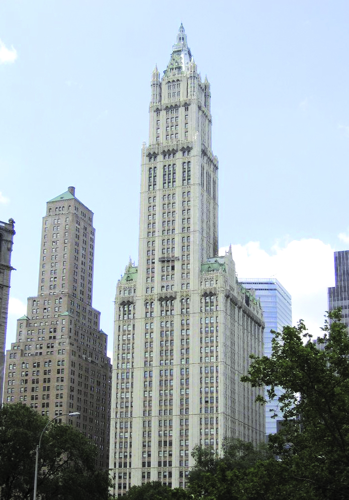Woolworth Building The Real Deal New York