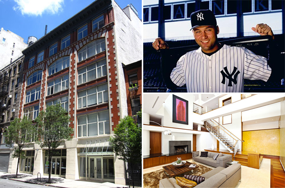 129 West 20th Street Chelsea Quarter Derek Jeter