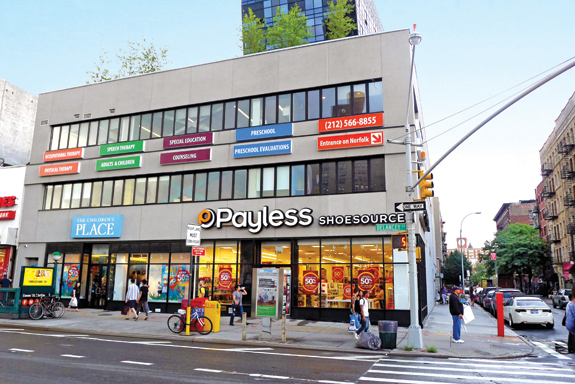 Payless Shoe Store Downtown Brooklyn