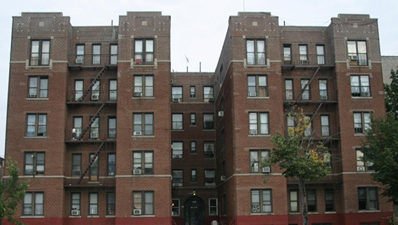 Bronx Park East Apartments