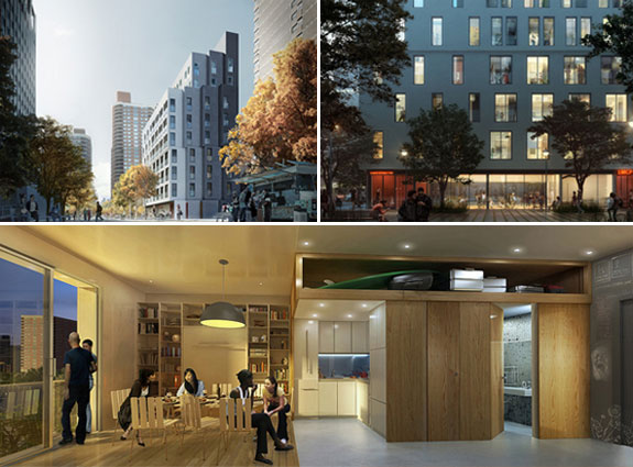 Micro Apartments Nyc Affordable Housing Nyc