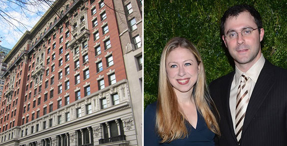 Chelsea Clinton Nyc Apartment In Apartment Foto Collections
