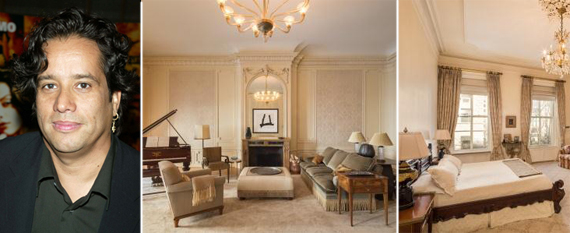 Jellybean benitez 11 gramercy park south for Gramercy park townhouse for sale