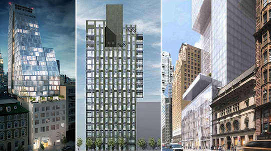 Nyc Cantilevers 225 West 57th Street