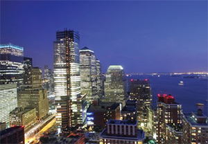 On the market for 41 river terrace new york