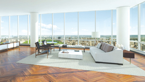 One57 Nyc Extell Development