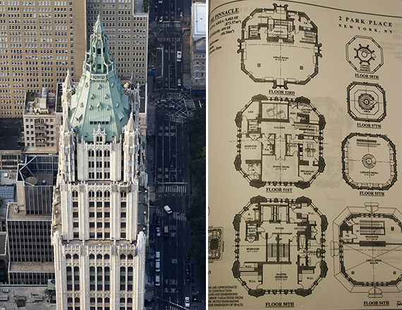 The Woolworth Building at <a class=