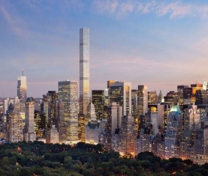 A rendering of 432 Park (Credit: DBOX)
