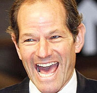 Former Governor Eliot Spitzer