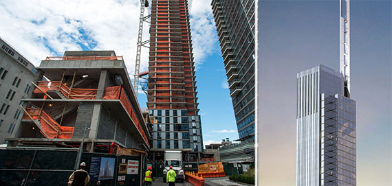 New Construction NYC | Extell Development