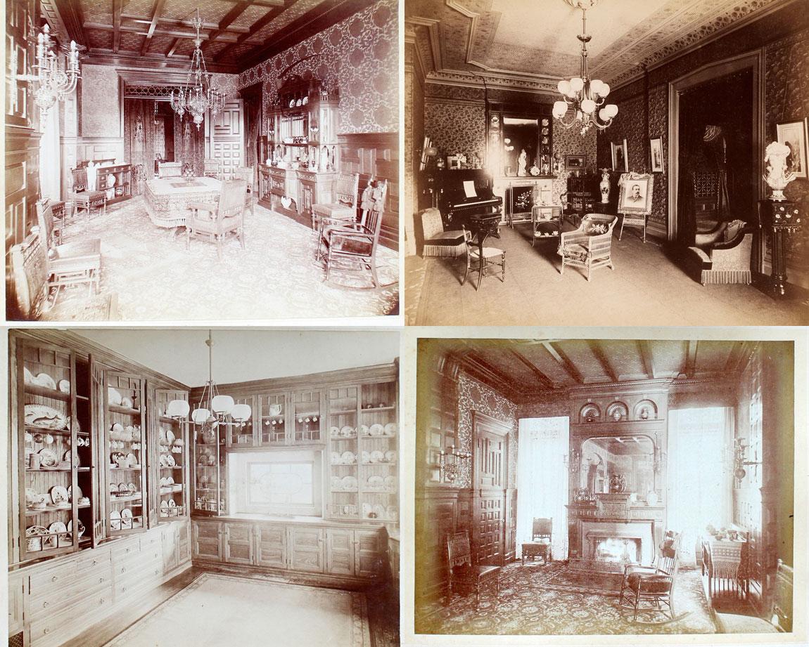 Period Homes And Interiors Historic Brownstone 19th Century Decor