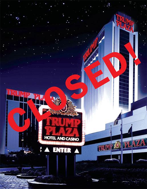 is caesars casino closing