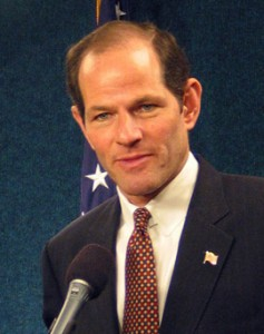 Former Gov. Eliot Spitzer is moving his family's firm back into development.