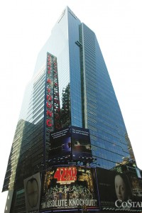 Investor David Werner bought Ernst & Young's head- quarters at 5 Times Square and the Socony Mobil building for a combined $2.37 billion.