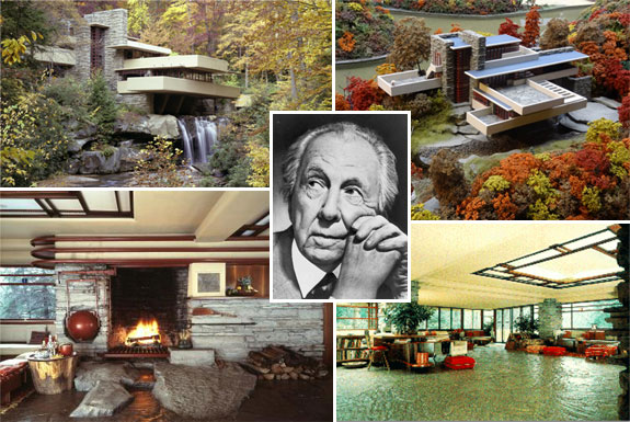 Frank lloyd wright fallingwater world heritage list - Frank lloyd wright architecture ...