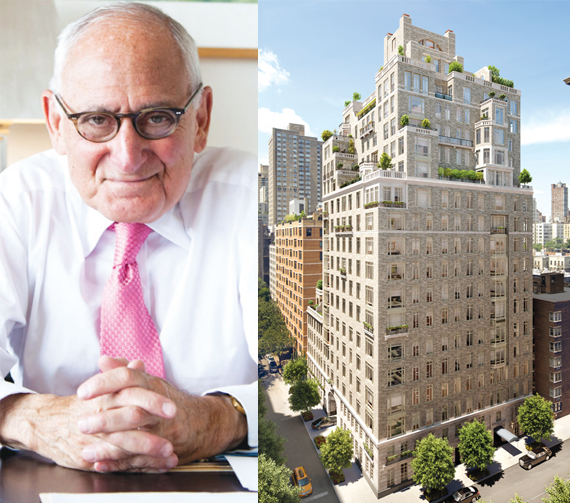 Robert A.M. Stern and his design for 20 East End Avenue