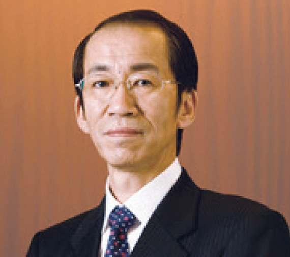 Tetsuji Kosaki, president of Japan's Jowa Group