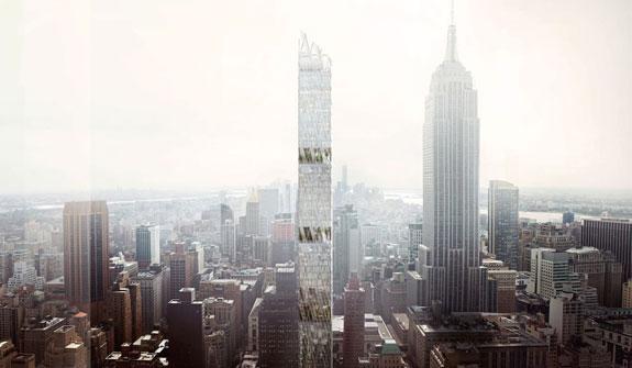 S rendering of 12 East 37th Street