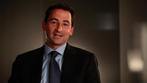 Blackstone Group's Global Head of Real Estate Jonathan Gray