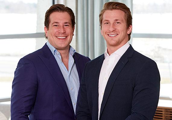 Cody and Zachary Vichinsky