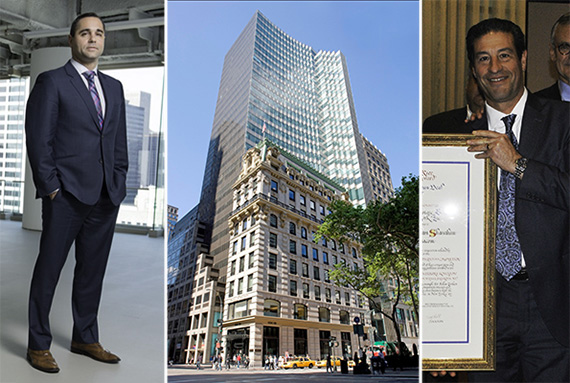 HSBC Tower NYC | Bill Shanahan CBRE | 452 Fifth Avenue