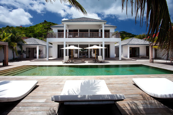 A Caribbean vacation home