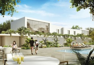 Rendering of the rejected  Shore Club plans