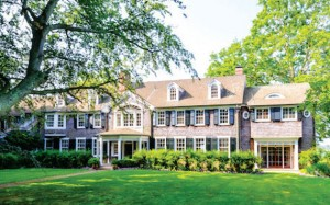 51 Halsey Lane in Water Miller is listed for $85 million with Corcoran and Sotheby's.