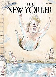 New Yorker Trump