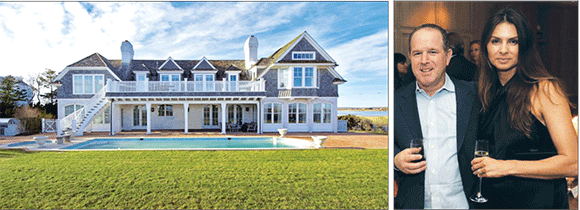 271 Dune Road, Bridgehampton:  $1.2 million