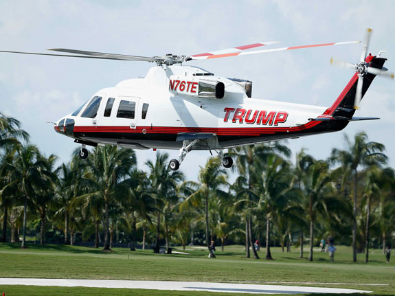 this-year-trump-gave-his-sikorsky-s-76-chopper-a-complete-makeover-he-spent-a-reported-750000-on-the-redesign-which-includes-plenty-of-24-karat-gold-plating