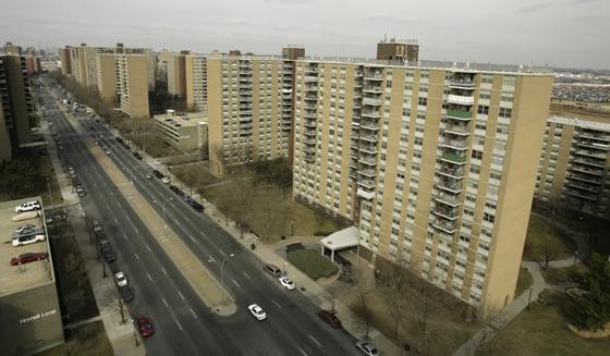 Spring Creek Towers | Homelessness NYC | Bill de Blasio