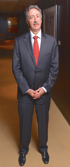 Jonathan Mechanic, the head of Fried Frank's real estate practice