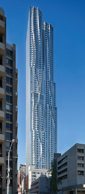 Central Park Tower Extell | 217 West 57th Street NYC