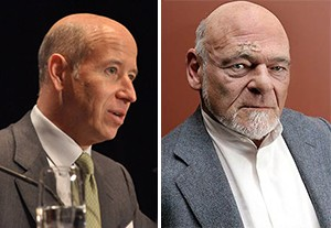 Barry Sternlicht Sam Zell