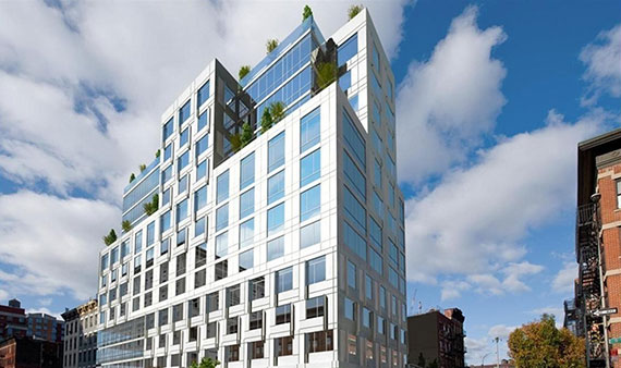 Cassa Hotel and Residences 515 Ninth Avenue
