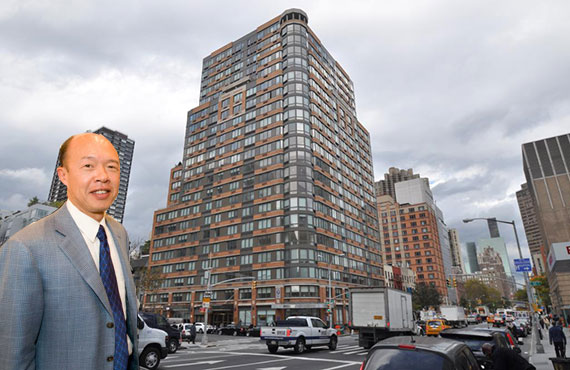 Dennis Wong and 377 East 33rd Street