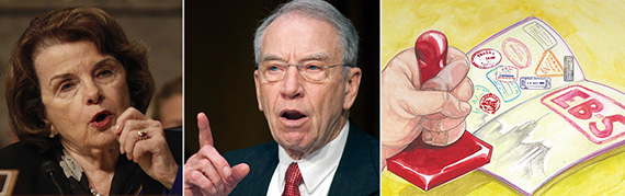 DianneFeinsteinChuckGrassley