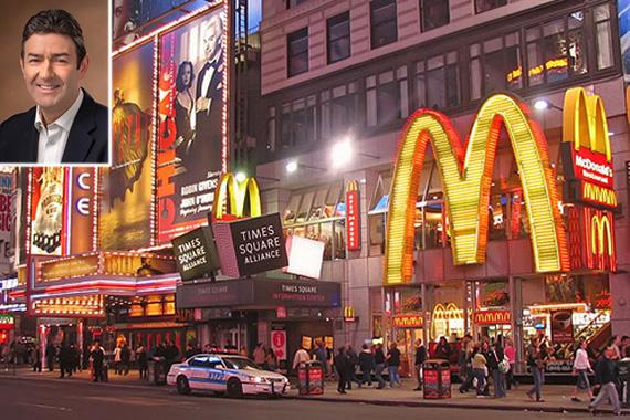 McDonald's NYC
