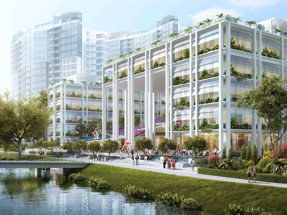 best-commercial-mixed-use-future-project-gardens-by-the-waterway-neighbourhood-centre-and-polyclinic-at-punggol-in-singapore-by-multiply-architects