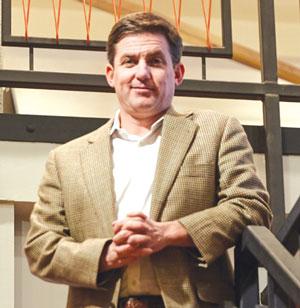 WeWork President Artie Minson