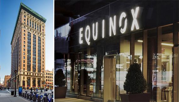 315 Park Avenue Equinox