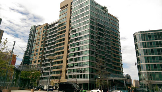 46-30 Center Boulevard #1504 in Long Island City